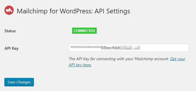 How to Integrate MailChimp with WordPress: A Step by Step Guide (2019) 20