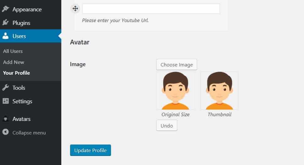 How to change the Default WordPress Gravatar image? 6