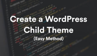 How to Create a WordPress Child Theme? 22