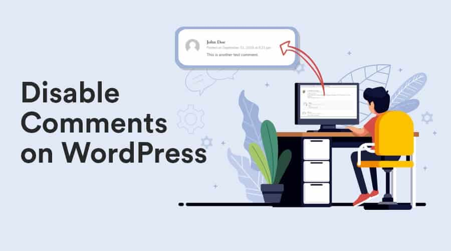 How to disable comments on WordPress Site? (Step by Step) 36