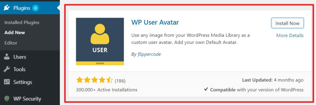 How to change the Default WordPress Gravatar image? 4