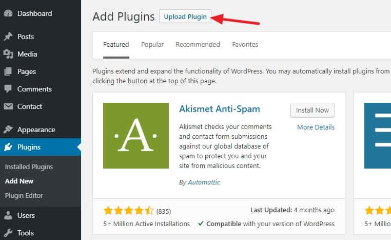 How to Install a WordPress Plugin Easily - Beginner's Guide for 2019 8