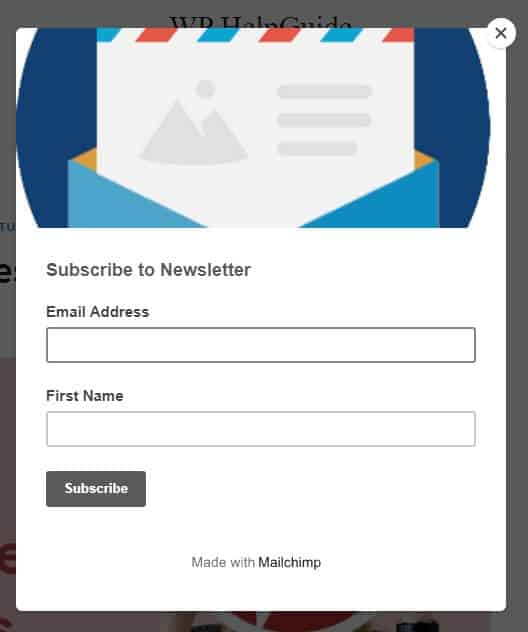 How to Integrate MailChimp with WordPress: A Step by Step Guide (2020) 36