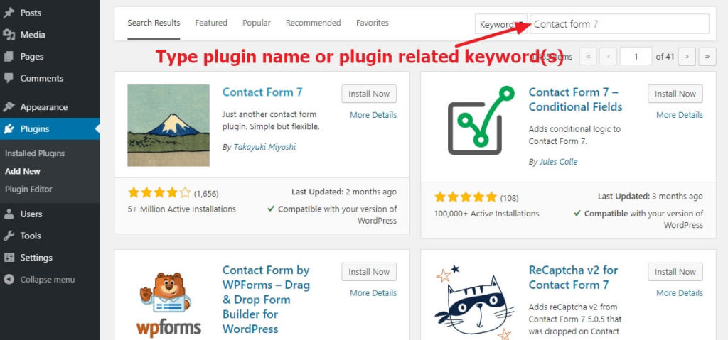 How to Install a WordPress Plugin Easily - Beginner's Guide for 2019 3
