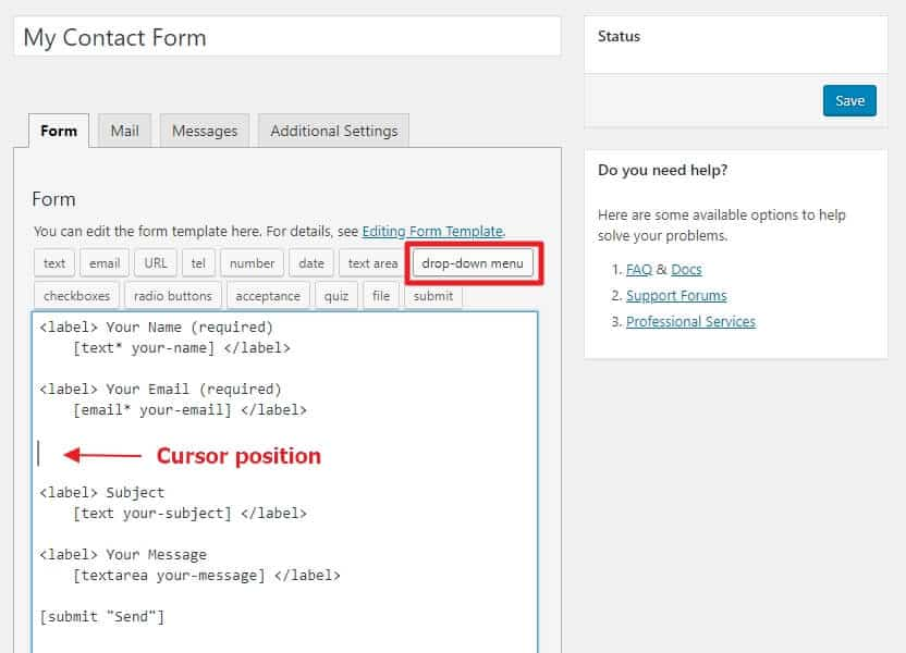 How to Add Contact Form in WordPress Site - Beginner's Guide 6