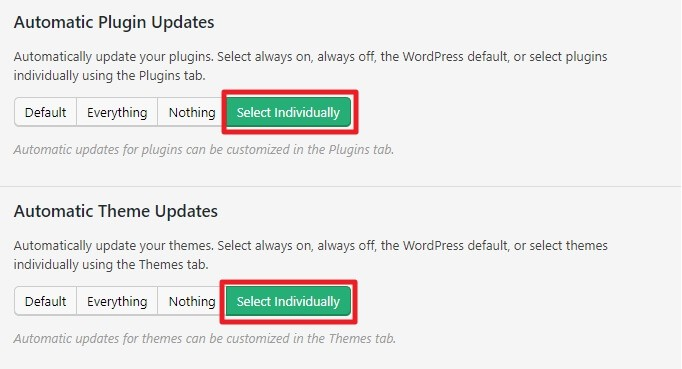 How to automatically update WordPress plugins? 7
