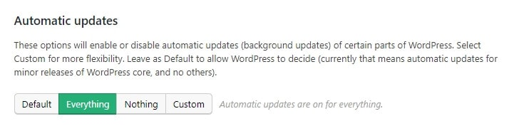 How to automatically update WordPress plugins? 5