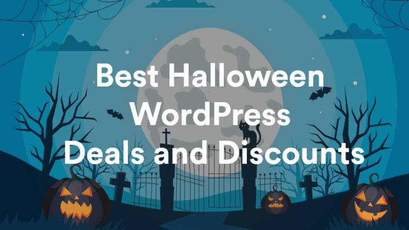 Best Halloween WordPress Deals and Discounts for 2019 1