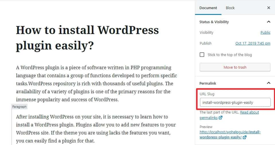 How to Change Permalinks in WordPress without Breaking Your Site? 4