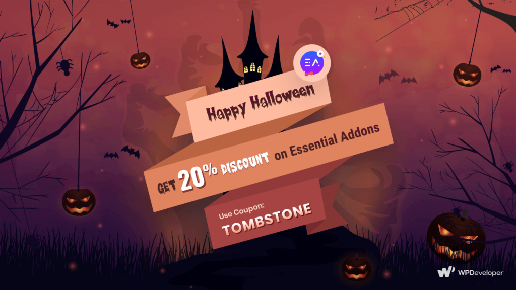 Best Halloween WordPress Deals and Discounts for 2019 7