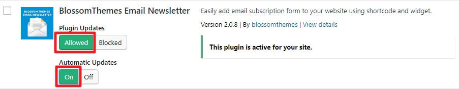 How to automatically update WordPress plugins? 11