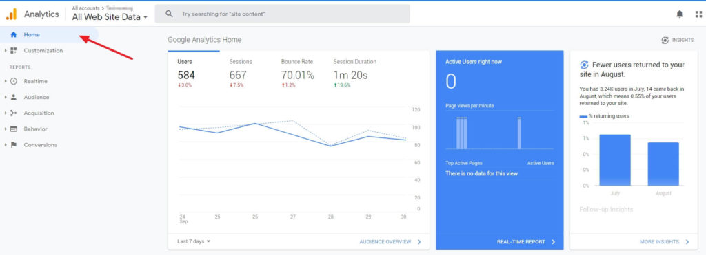 How to Add Google Analytics to WordPress - Beginner's Guide for 2020 11