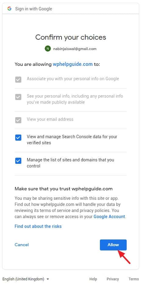 How to install and configure Google Site Kit in WordPress? 12