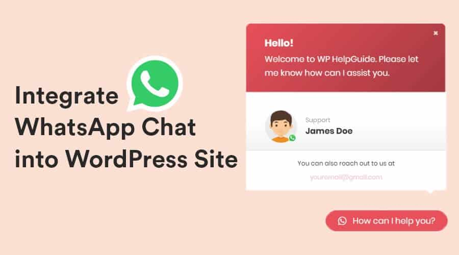 How to Integrate WhatsApp into Your WordPress Website? 33