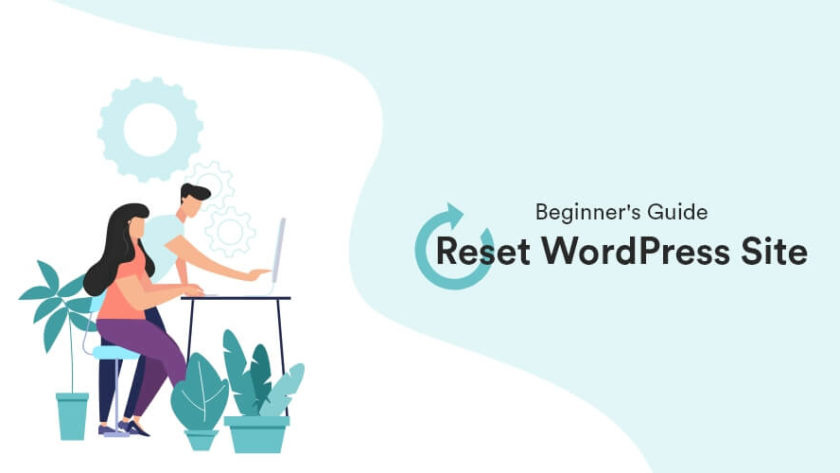 How to Reset a WordPress Site – Beginner's Guide 1