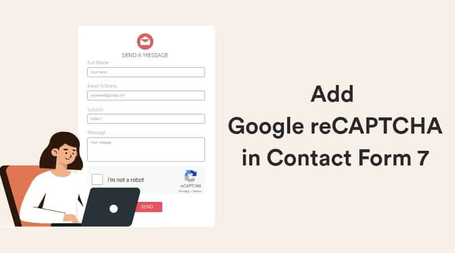 How to add Google reCAPTCHA in Contact Form 7? 4