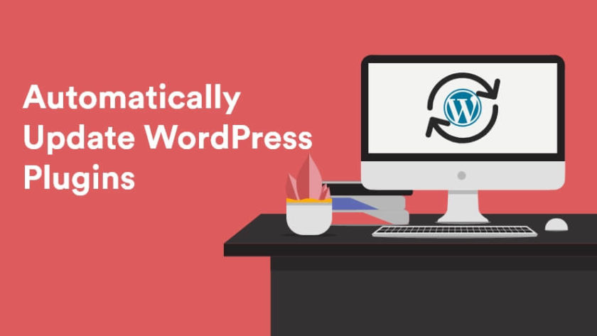 How to automatically update WordPress plugins? 1