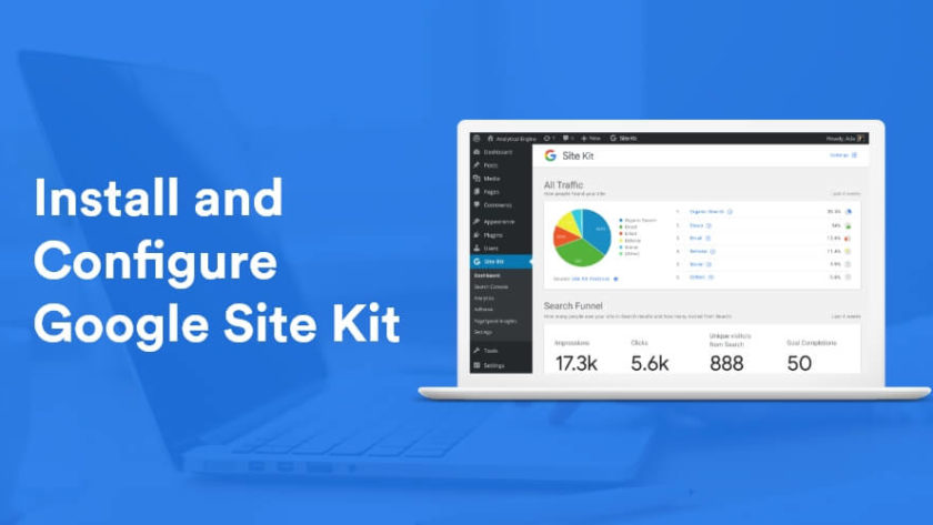 How to install and configure Google Site Kit in WordPress? 1