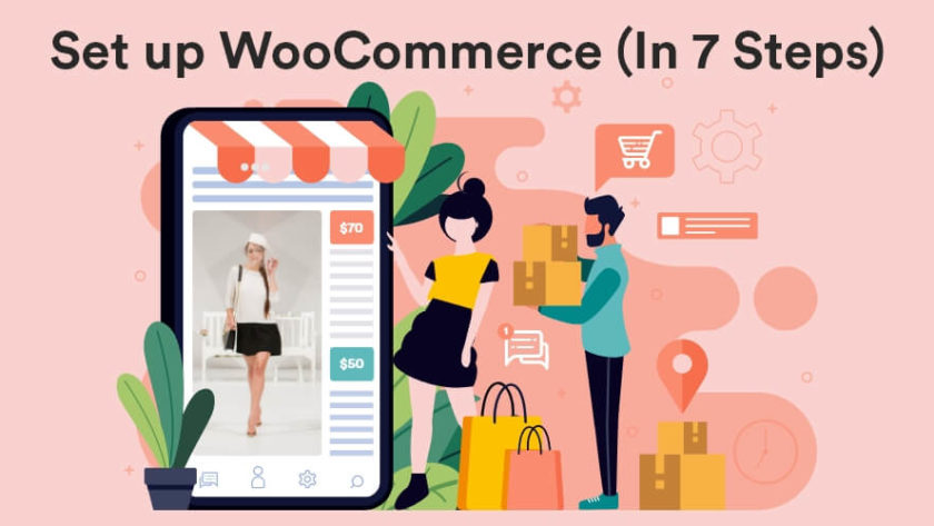 How to set up WooCommerce for Online Store in WordPress? 1