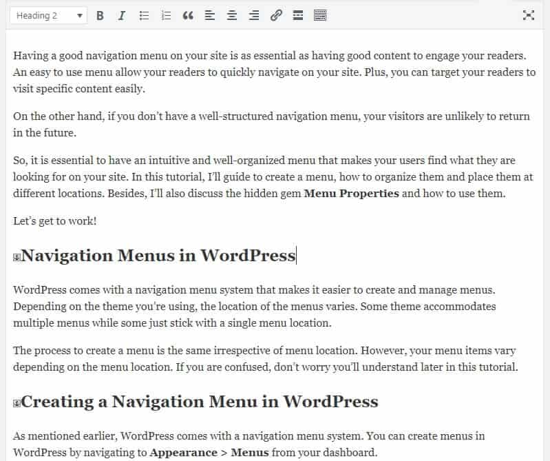 How To Publish Your Content From Google Docs To WordPress 8