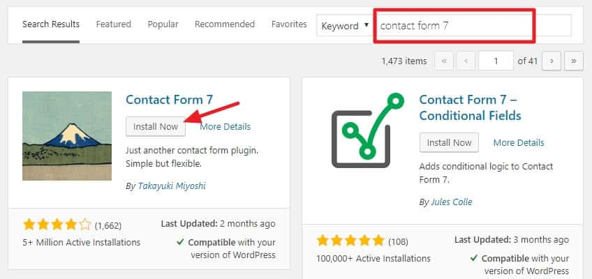 How to Add Contact Form in WordPress Site - Beginner's Guide 2