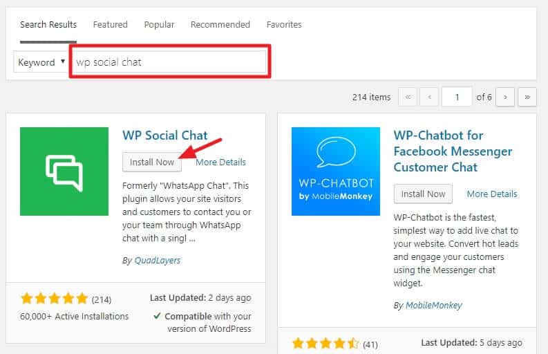 How to Integrate WhatsApp into Your WordPress Website? 3