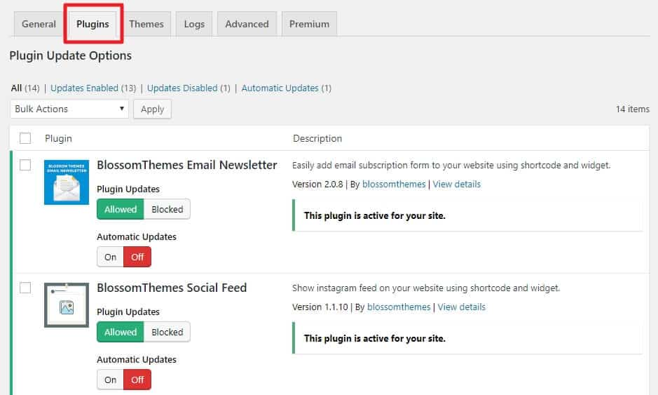 How to automatically update WordPress plugins? 10