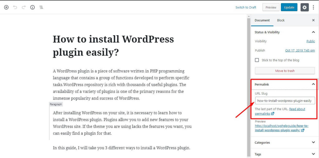 How to Change Permalinks in WordPress without Breaking Your Site? 3