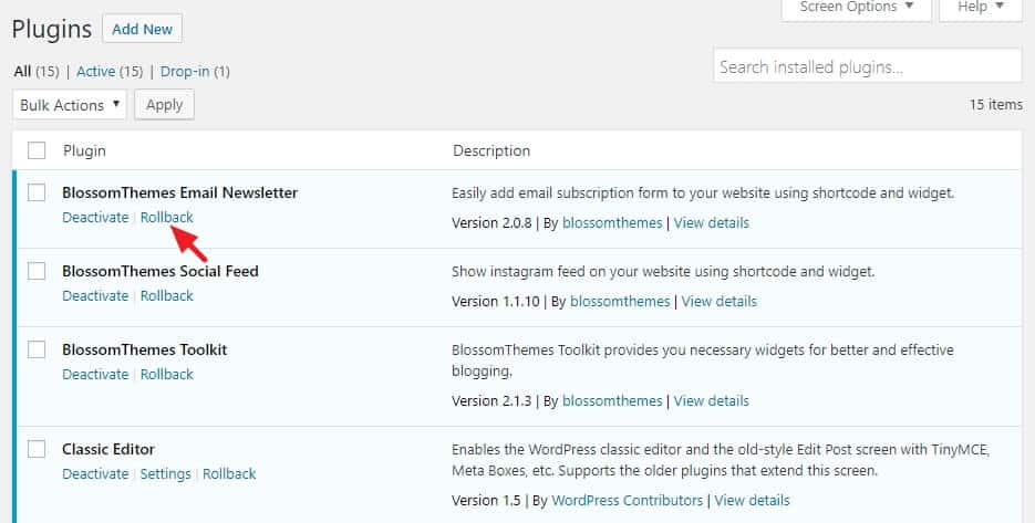 How to automatically update WordPress plugins? 15