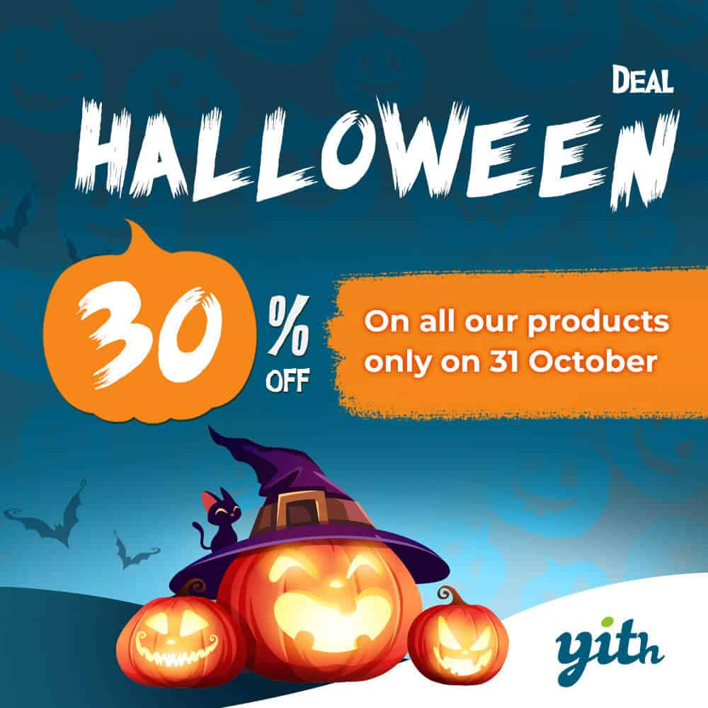 Best Halloween WordPress Deals and Discounts for 2019 6