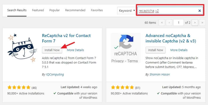 How to add Google reCAPTCHA in Contact Form 7? 10