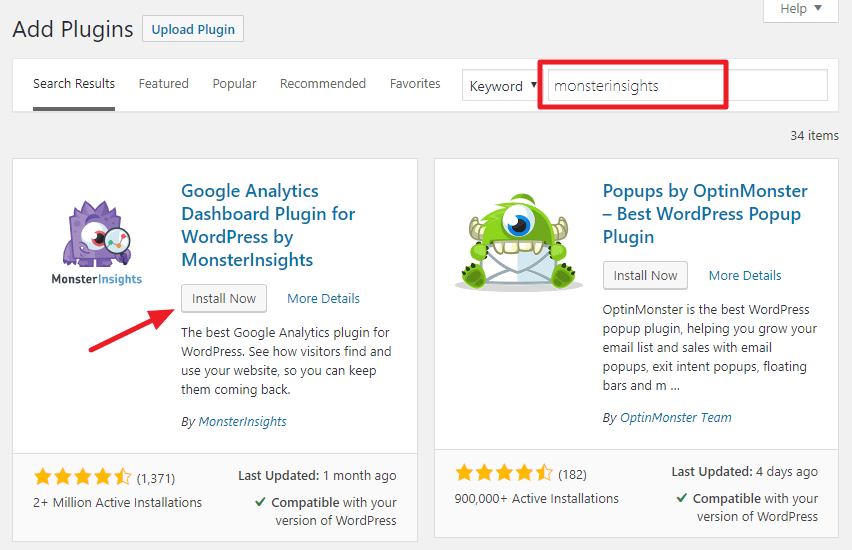 How To Set Up Google Analytics With MonsterInsights 7