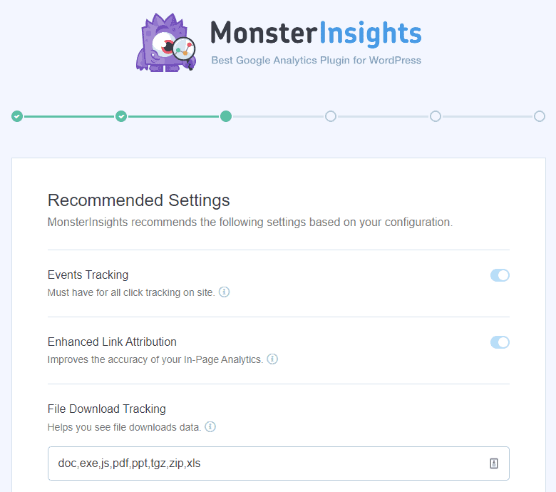 How To Set Up Google Analytics With MonsterInsights 14