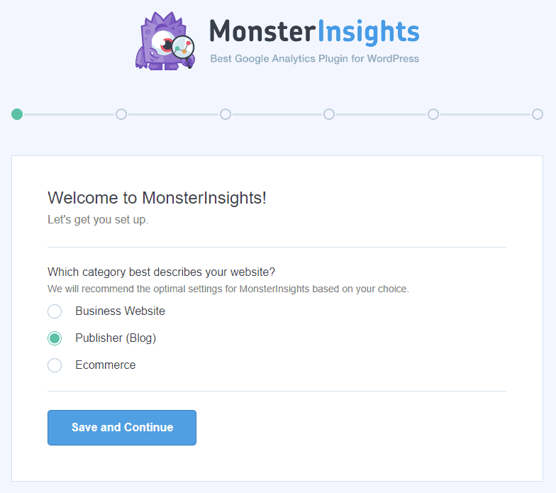 How To Set Up Google Analytics With MonsterInsights 9