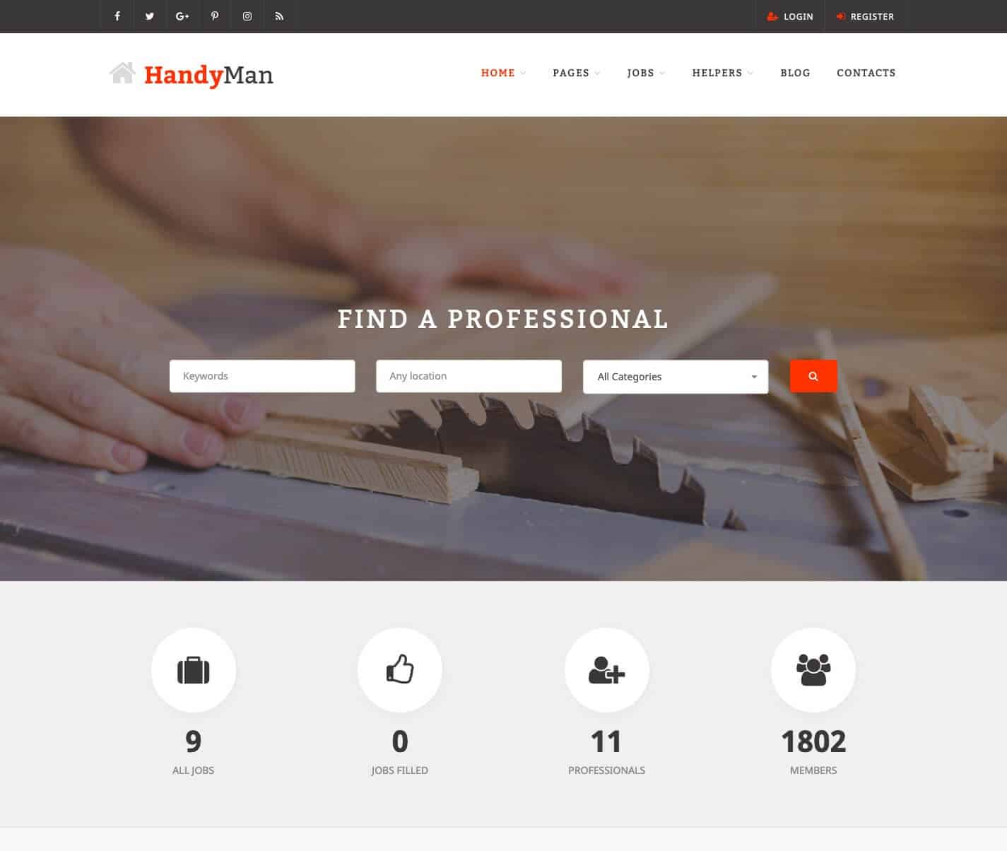 HandyMan-WordPress-Theme