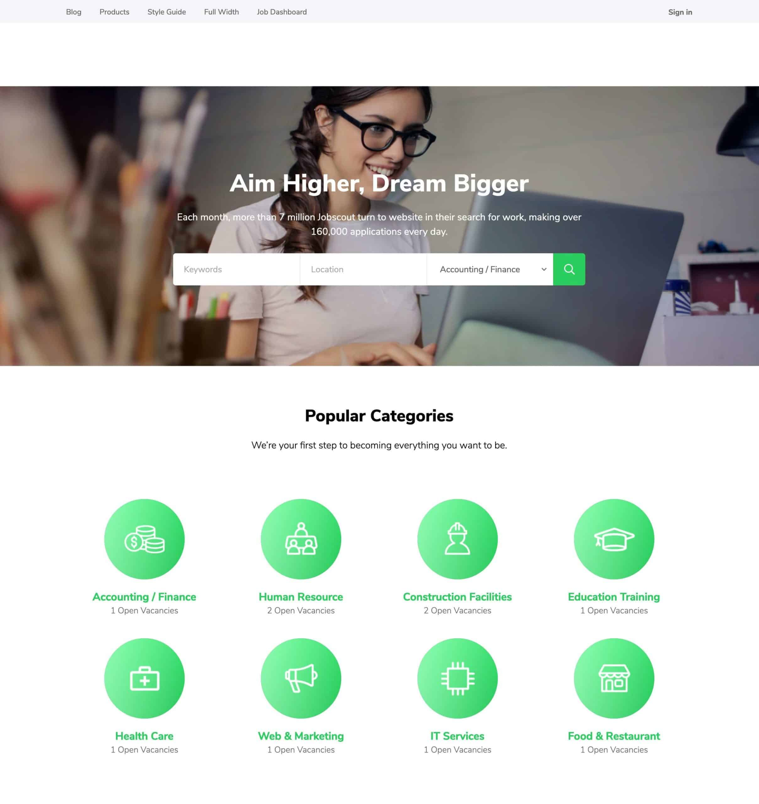 JobScout-Pro-WordPress-Theme